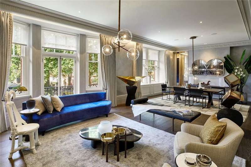3 Bedrooms Unique Property for sale in South Street, Mayfair, London, W1K