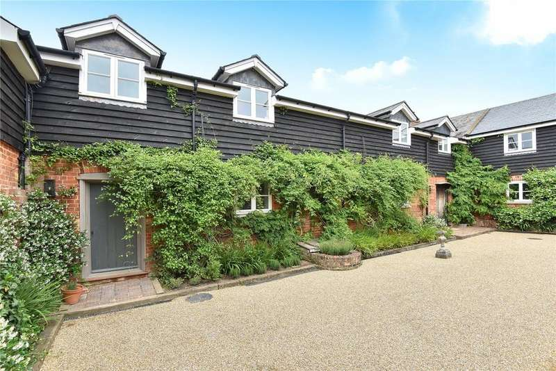 3 Bedrooms Terraced House for rent in Bluebell Farm, Church Street, Seal, TN15