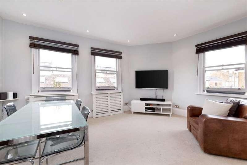 2 Bedrooms Flat for sale in Webb's Road, Battersea, London, SW11
