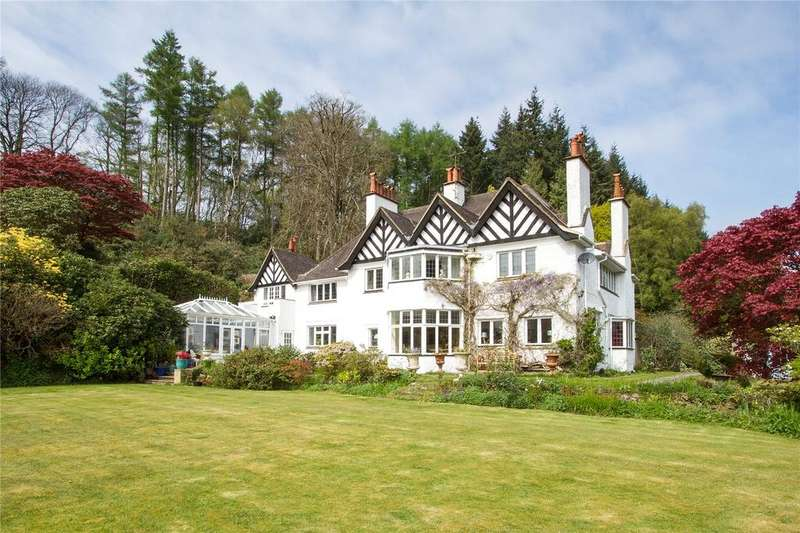 9 Bedrooms Detached House for sale in Marley Heights, Haslemere, Surrey, GU27