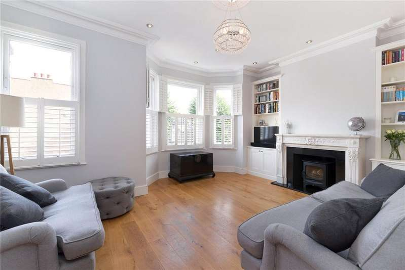 3 Bedrooms Flat for sale in Cicada Road, Wandsworth, London, SW18