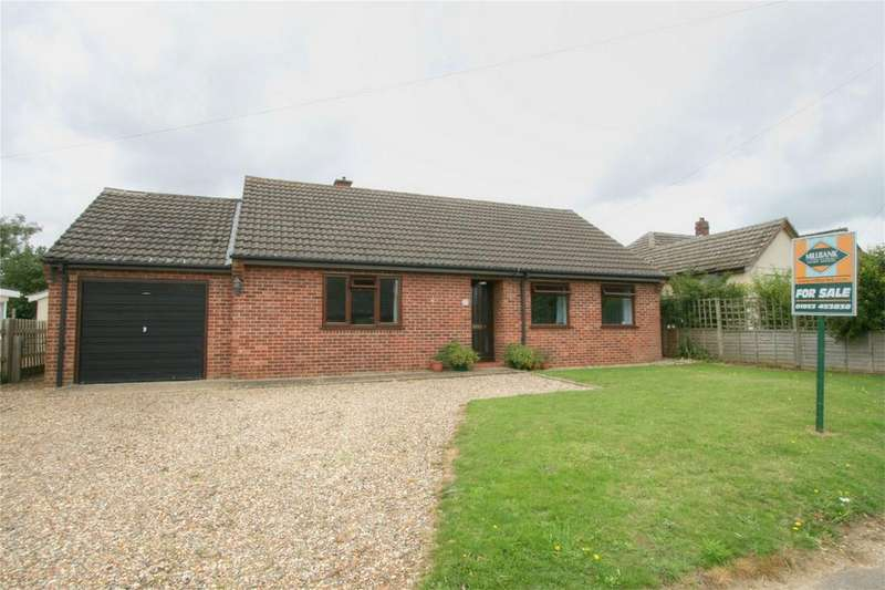 4 Bedrooms Detached Bungalow for sale in Chequers Lane, Great Ellingham, ATTLEBOROUGH, Norfolk