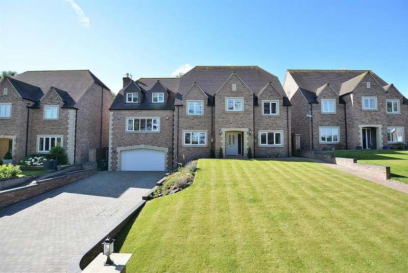 6 Bedrooms Detached House for sale in Rosedale Lane, Ravenshead