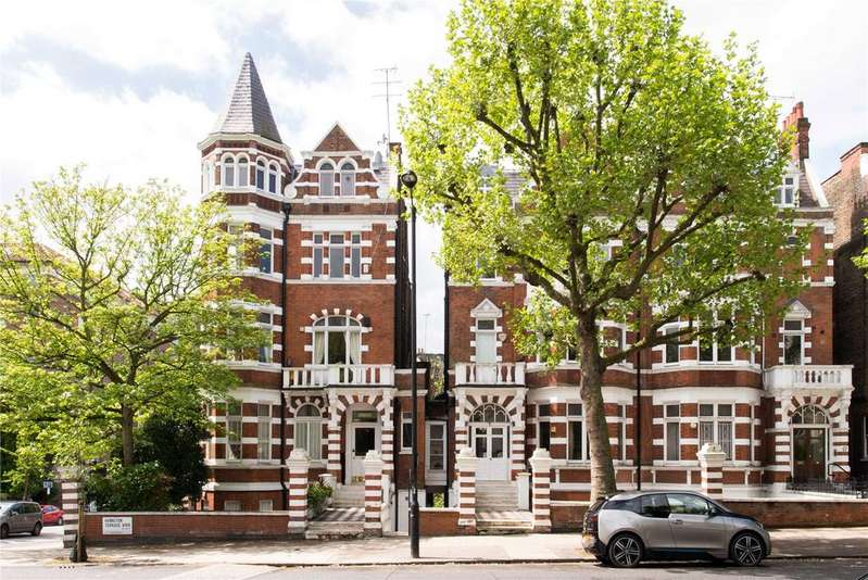 2 Bedrooms Flat for sale in Hamilton Terrace, London, NW8
