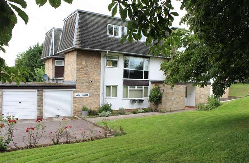 2 Bedrooms Flat for sale in Vine Court, Monmouth