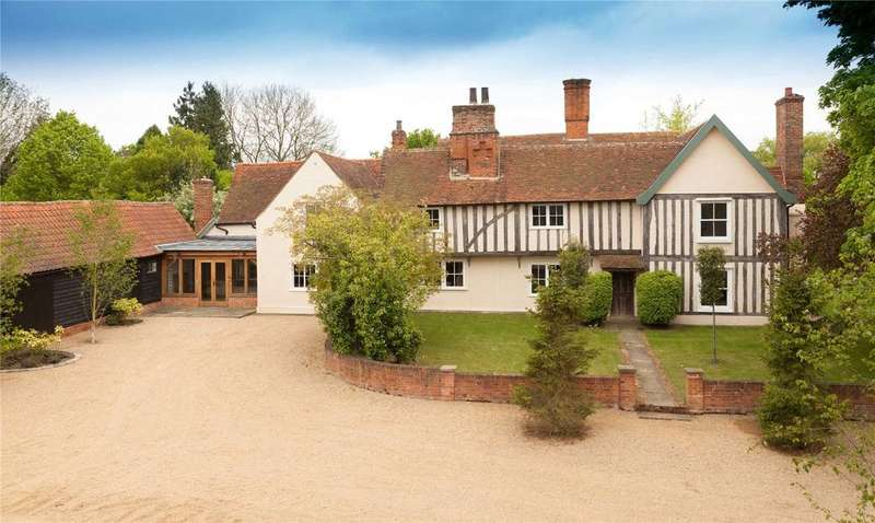 5 Bedrooms Unique Property for sale in Fyfield, Essex, CM5