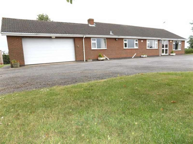 4 Bedrooms Detached Bungalow for sale in Ralphs Lane, Frampton West, Boston