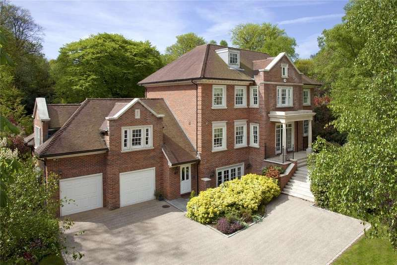 6 Bedrooms Detached House for sale in Phillippines Shaw, Ide Hill, Sevenoaks, Kent, TN14