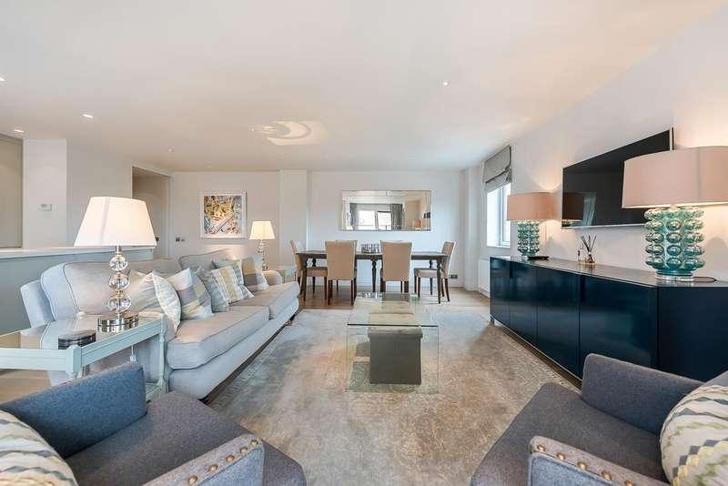 3 Bedrooms Flat for sale in William Morris Way, Fulham