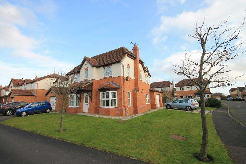 4 Bedrooms Detached House for sale in Millwood, Chilton