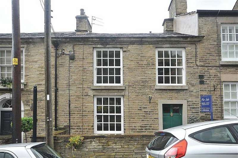 3 Bedrooms Terraced House for sale in Oak Lane, Kerridge, Macclesfield