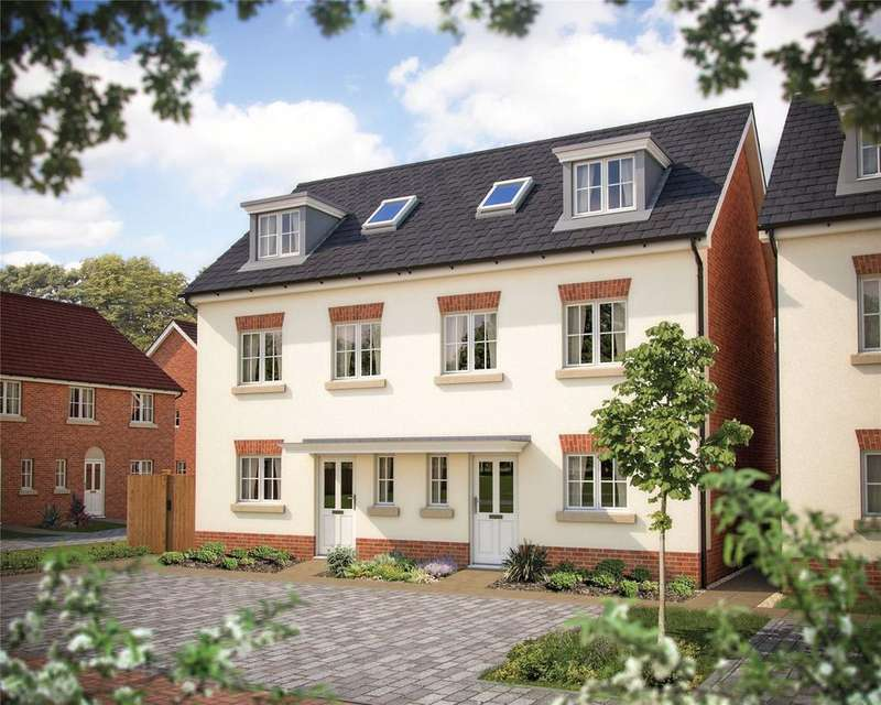 3 Bedrooms Semi Detached House for sale in The Westerham, Ribbans Park, Ipswich, Suffolk, IP3
