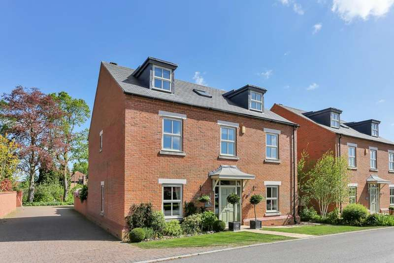 6 Bedrooms Detached House for sale in Whipling Close, Whatton, Nottingham