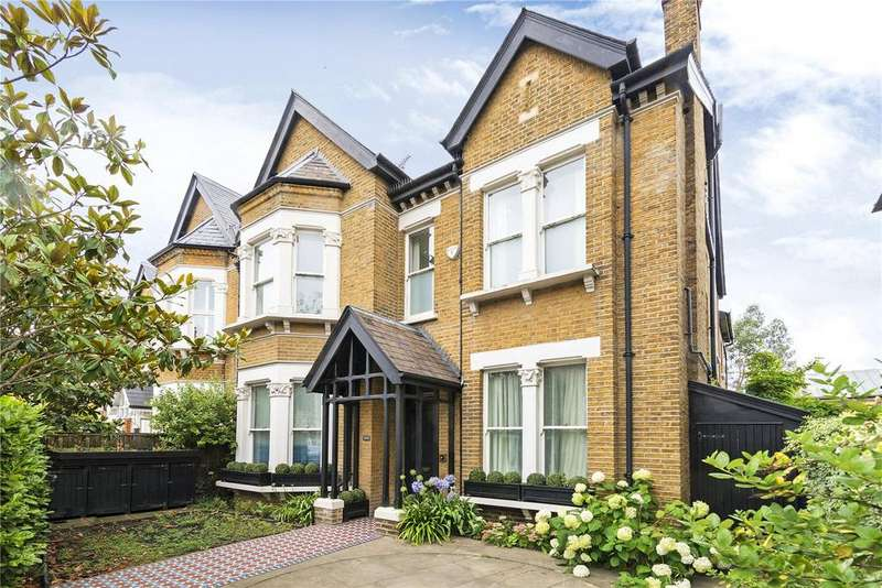 6 Bedrooms Semi Detached House for sale in Upper Richmond Road West, East Sheen, London, SW14