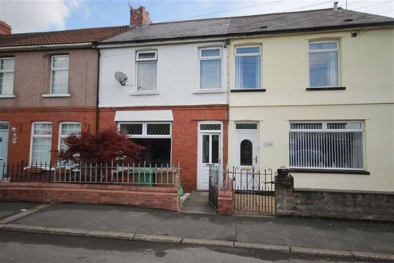 2 Bedrooms Terraced House for sale in Pandy Road, Bedwas, Caerphilly