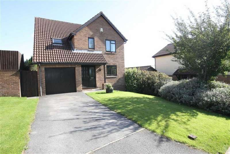 4 Bedrooms Detached House for sale in Clos Y Ceinach, Thornhill, Cardiff