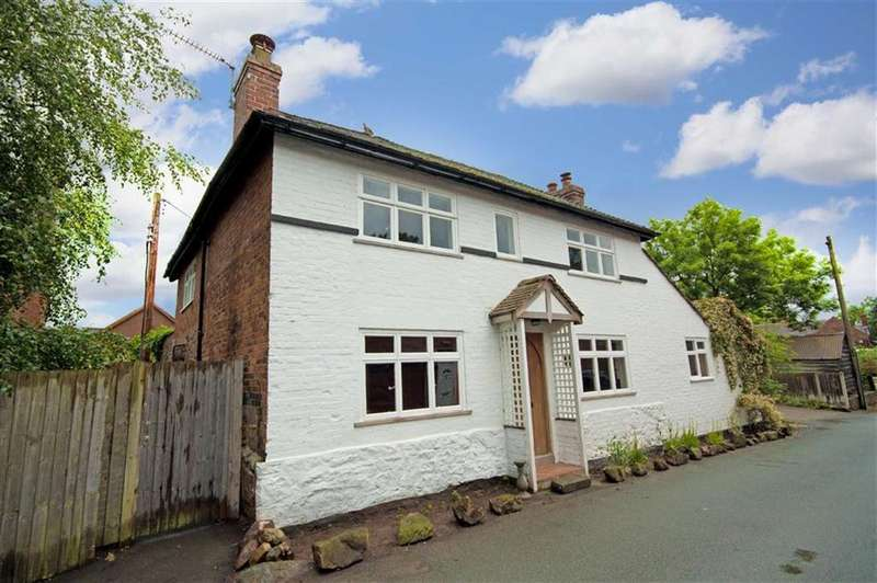 3 Bedrooms Detached House for sale in The Fold, Dorrington, Shrewsbury, Shropshire