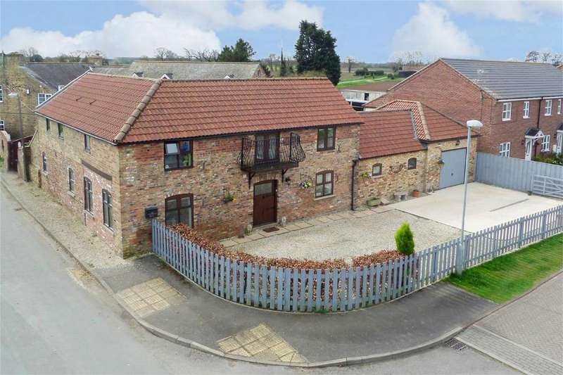 4 Bedrooms Detached House for sale in Sands Lane, Holme-on-Spalding-Moor