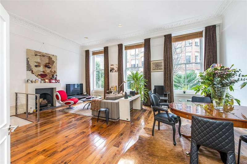 3 Bedrooms Flat for sale in Old Brompton Road, Earl's Court, London, SW5