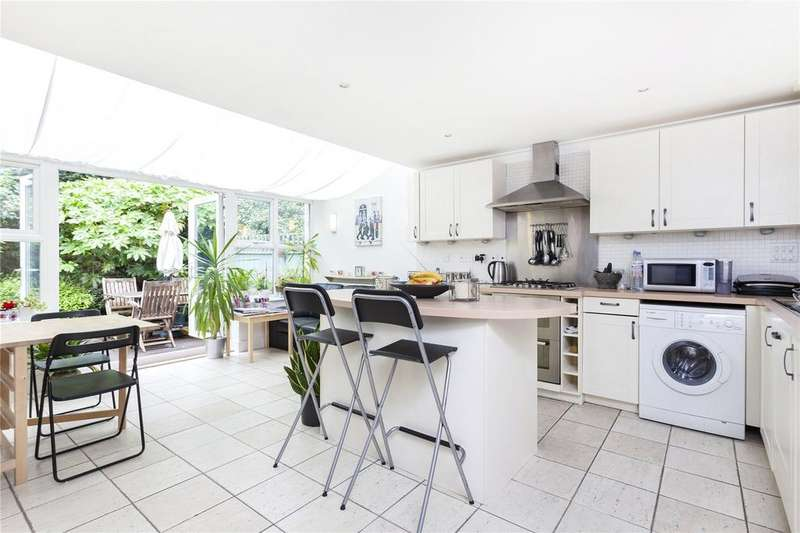 3 Bedrooms Mews House for sale in Abbey Mews, Isleworth, Middlesex, TW7