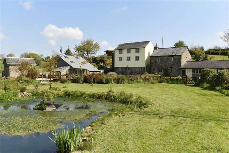 8 Bedrooms Detached House for sale in Pelynt, Looe, Cornwall, PL13