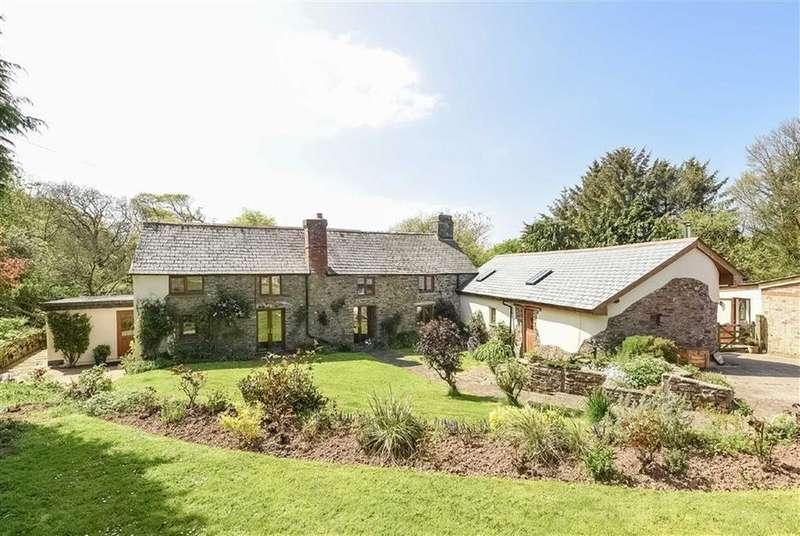 9 Bedrooms Detached House for sale in Natcott Lane, Hartland, Bideford, Devon, EX39