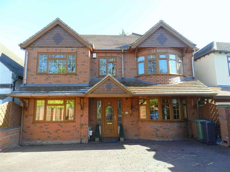 6 Bedrooms Detached House for sale in Stafford Road, Bloxwich, Walsall