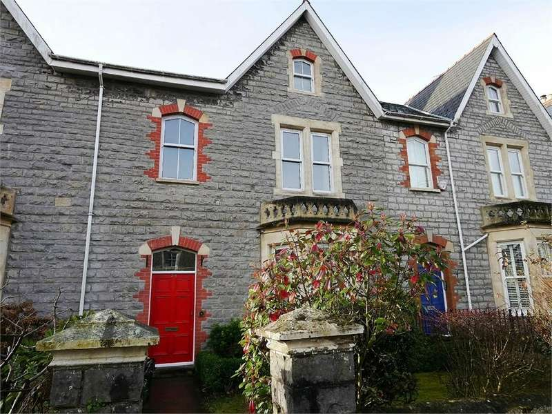 4 Bedrooms Terraced House for sale in Windsor Terrace, Penarth