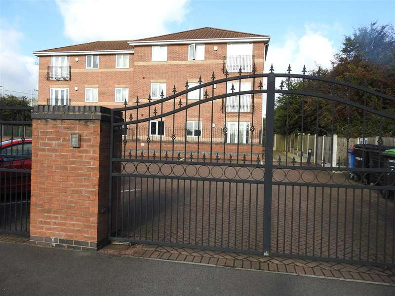 2 Bedrooms Apartment Flat for sale in Violet Grove, Hucknall, Nottingham