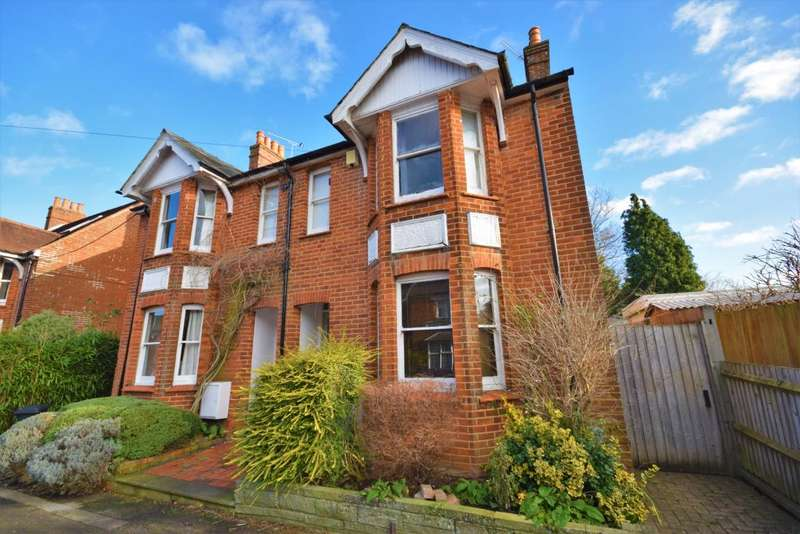 3 Bedrooms Semi Detached House for sale in Fairfields, Basingstoke, RG21