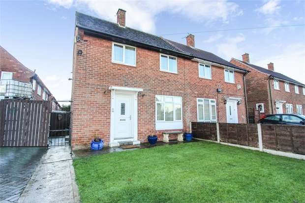 2 Bedrooms Semi Detached House for sale in Mill Green Gardens, Leeds, West Yorkshire