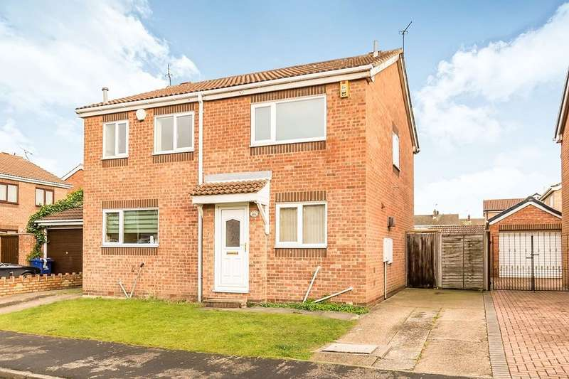 2 Bedrooms Semi Detached House for sale in Victoria Avenue, Hatfield, Doncaster, DN7