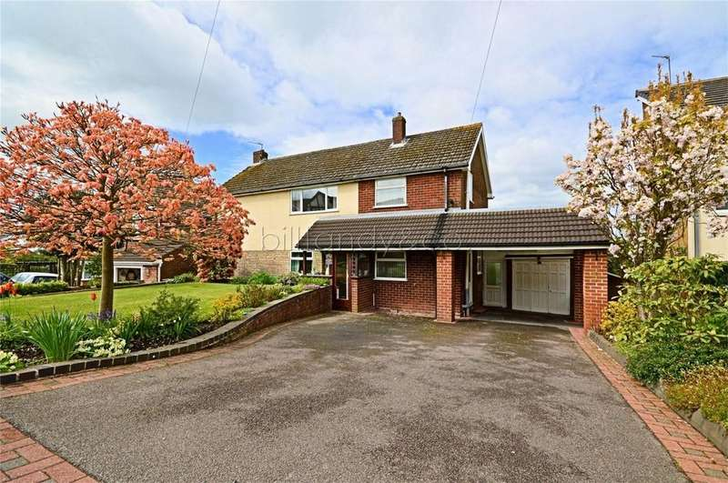 3 Bedrooms Detached House for sale in Hayfield Hill, Cannock Wood, Staffordshire