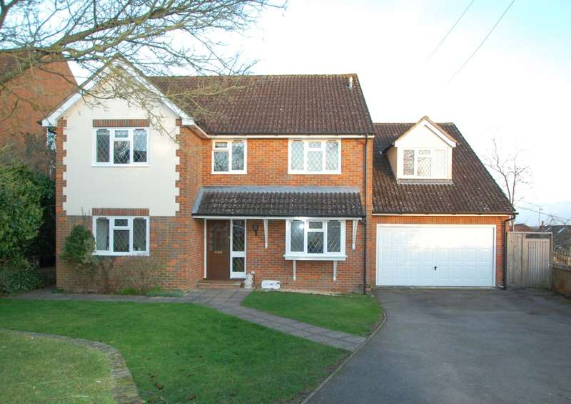 5 Bedrooms Detached House for sale in Doggetts Farm Road, Denham, UB9