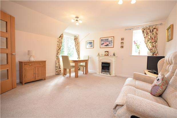 2 Bedrooms Flat for sale in William Court, Overnhill Road, BRISTOL, BS16 5FL