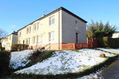 2 Bedrooms Flat for sale in Kestrel Road, Knightswood, Glasgow