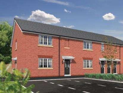 2 Bedrooms Flat for sale in Heathfields, Off Stone Cross Lane North, Lowton, Warrington