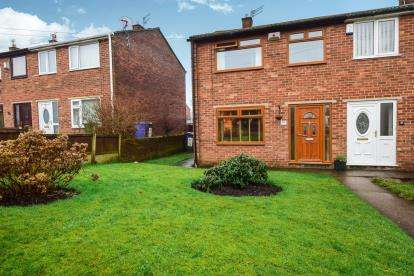 3 Bedrooms Semi Detached House for sale in Gorse Hall Road, Dukinfield, Greater Manchester, United Kingdom