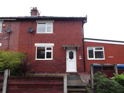 3 Bedrooms Semi Detached House for sale in Arley Street, Radcliffe, Manchester, Greater Manchester