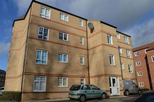 2 Bedrooms Flat for sale in Lakeview Court, Little Billing, Northampton NN3 9GG