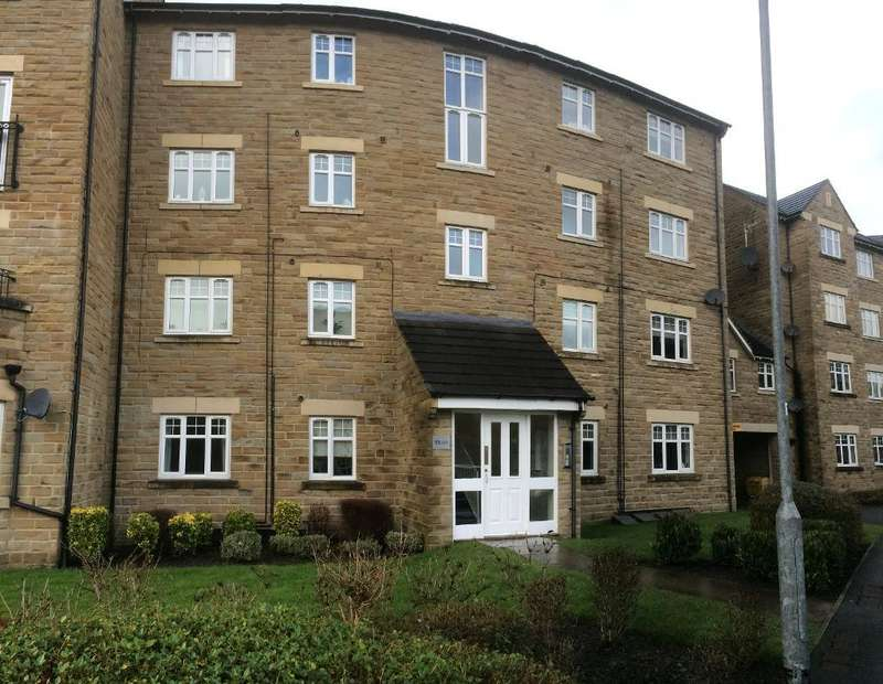 2 Bedrooms Flat for rent in Silk Mill Chase, Ripponden, West Yorkshire, HX6 4BY