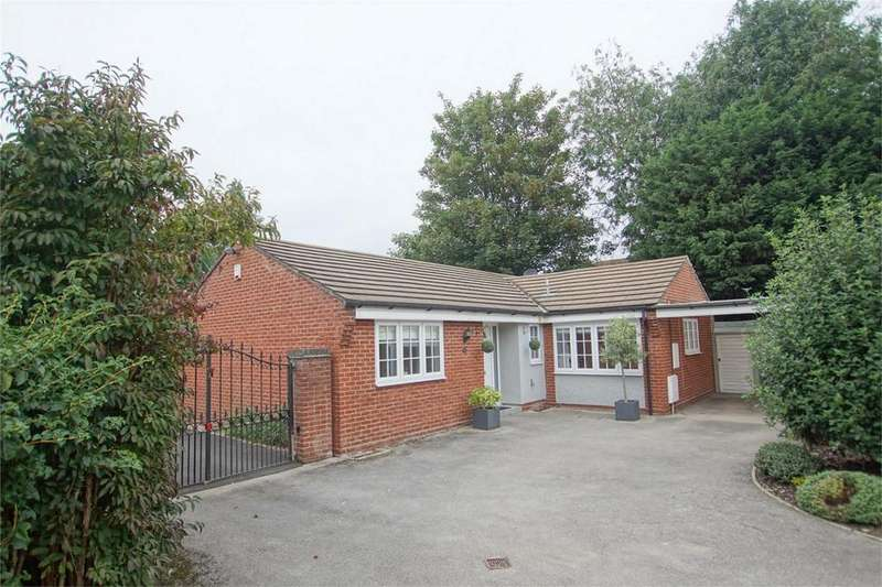 3 Bedrooms Detached Bungalow for sale in Gulistan Road, Royal Leamington Spa, Warwickshire