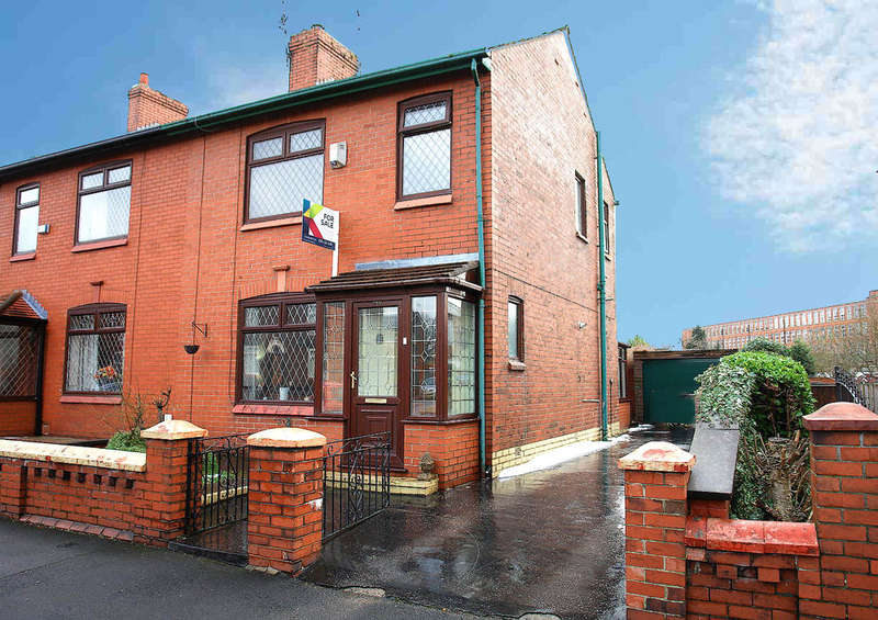 3 Bedrooms Town House for sale in Denton Lane, Chadderton