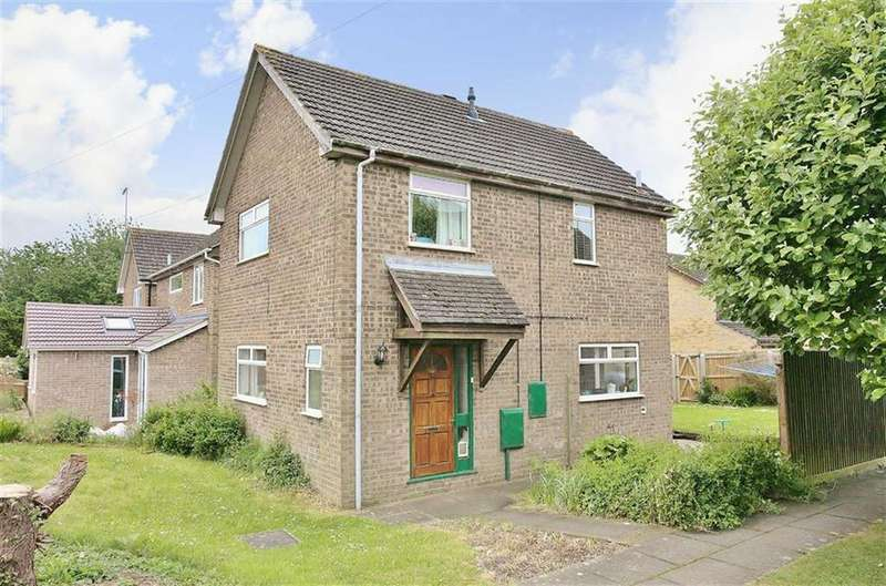 3 Bedrooms Detached House for sale in Ashlade, Middleton Cheney