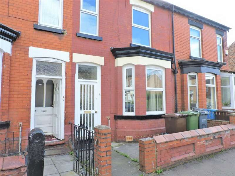 4 Bedrooms Terraced House for sale in Meade Grove, Longsight, Manchester