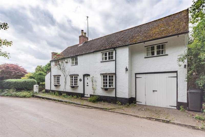 3 Bedrooms Cottage House for sale in Rocklands Cottage, 1 Cross in Hand Lane, Lichfield, Staffordshire