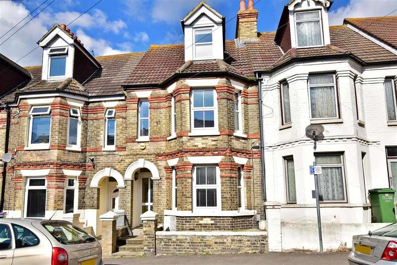 4 Bedrooms Terraced House for sale in Linden Crescent, , Folkestone, Kent