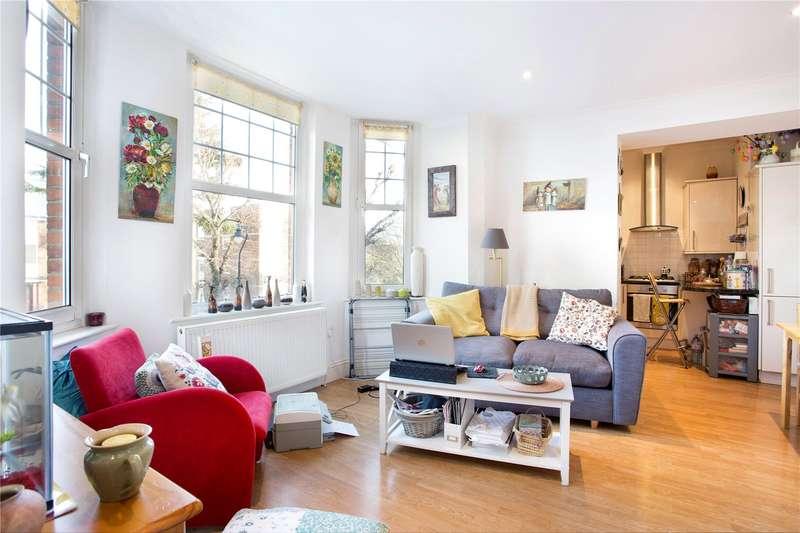 1 Bedroom Flat for sale in Culmington Road, Ealing, W13
