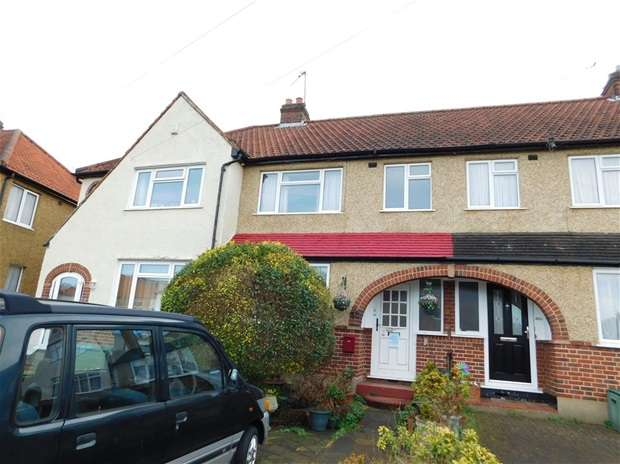 3 Bedrooms Terraced House for sale in Court Crescent, Chessington