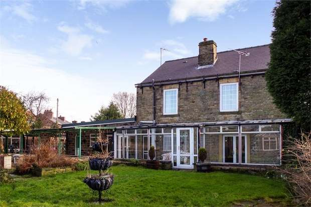 3 Bedrooms Detached House for sale in Church Street, Jump, Barnsley, South Yorkshire